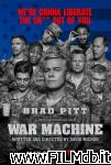 poster del film war machine