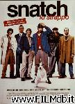 poster del film snatch