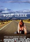 poster del film wolf creek