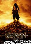 poster del film conan the barbarian