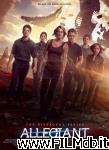 poster del film the divergent series: allegiant
