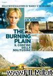 poster del film the burning plain - il confine della solitudine