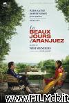 poster del film The Beautiful Days of Aranjuez