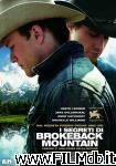 poster del film i segreti di brokeback mountain