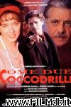 poster del film come due coccodrilli