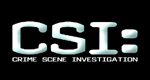 logo serie-tv CSI: Crime Scene Investigation