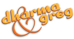 logo serie-tv Dharma and Greg