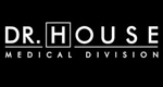 logo serie-tv Dr. House - Medical Division