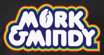 logo serie-tv Mork and Mindy