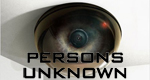 logo serie-tv Persons Unknown