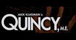 logo serie-tv Quincy, M.E.