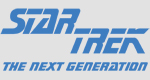 logo serie-tv Star Trek 2 - The Next Generation